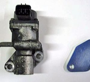 Duratec Exhaust Gas Recirculation Valve Blanking Plate
