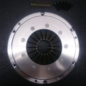 RWD Motorsport Heavy Duty Pinto Clutch Cover-0