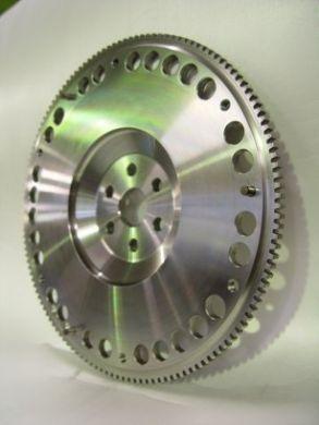 """Ford Pinto Lightweight Steel Flywheel - 8 1/2"""" Clutch Plate"""