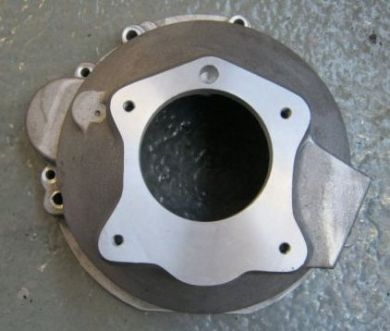 Toyota 4AGE to Ford Gearbox Bellhousing