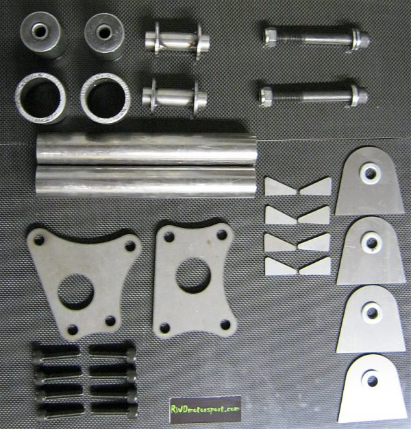 Duratec Universal Chassis Mounted Engine Kit-0