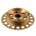 Duratec Underdrive Pulley 164mm Trigger Wheel-288