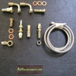 Plumbing Kit for Toyota Hydraulic Release Bearing-0