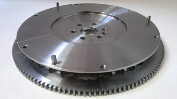 Ford Zetec SE / Sigma Lightweight Steel Flywheel Pinto Clutch-0