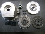 VW / Audi 1.8 Litre to Borg Warner T5 Bellhousing Uprated Clutch Kit-0