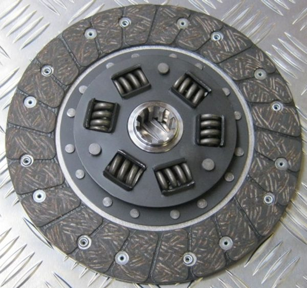 Mustang Falcon Commodore Heavy Duty 8 1/2 Inch Clutch Friction Plate-0