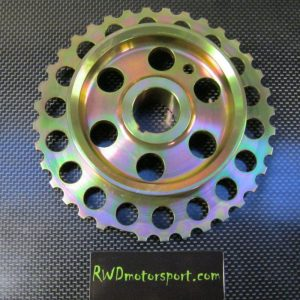 Duratec Underdrive Pulley 146mm Trigger Wheel-0