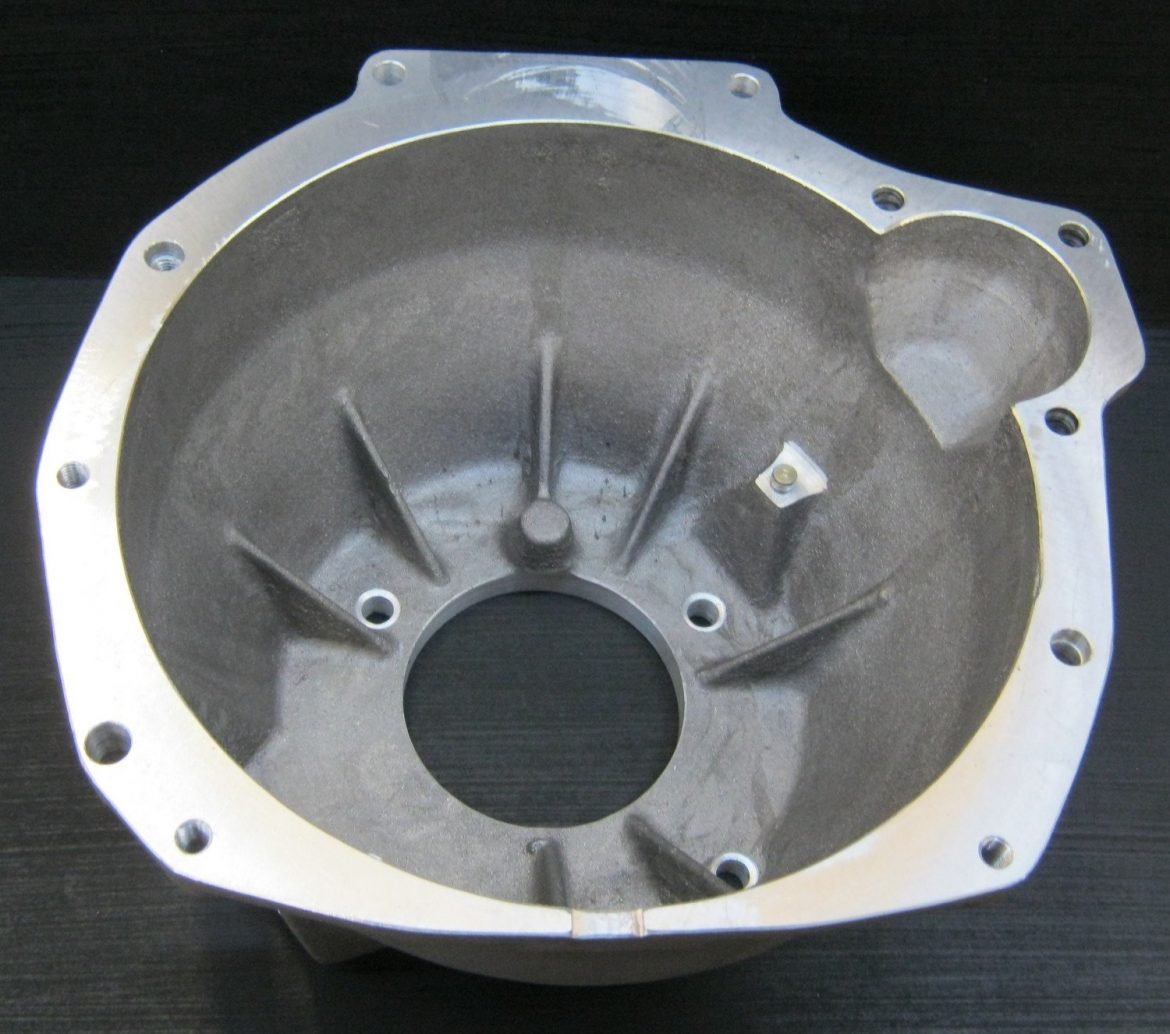 Zetec to Ford Gearbox Bellhousing