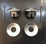 Ford Escort Mk1 And Mk2 Anti Roll Bar Heavy Duty Castellated Nuts And Washers