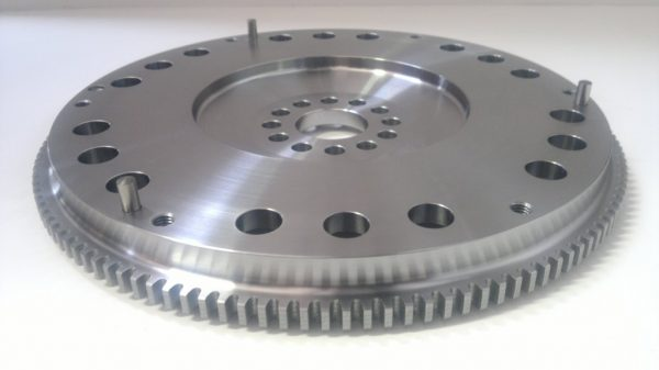 Ford twin cam lightweight steel flywheel